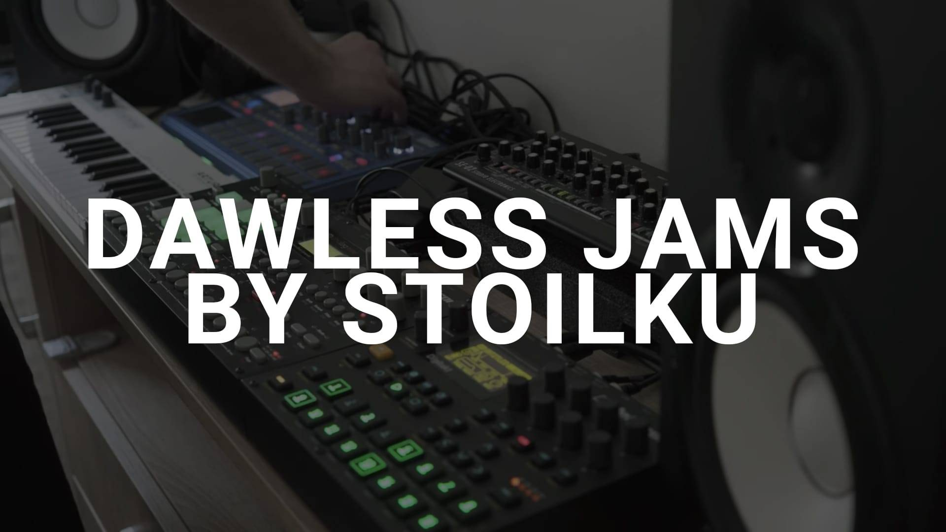 DAWless Jams by Stoilku