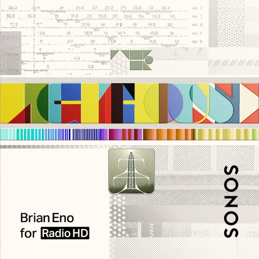 Brian Eno's new Sonos Radio channel features unreleased tracks from his 50-year career