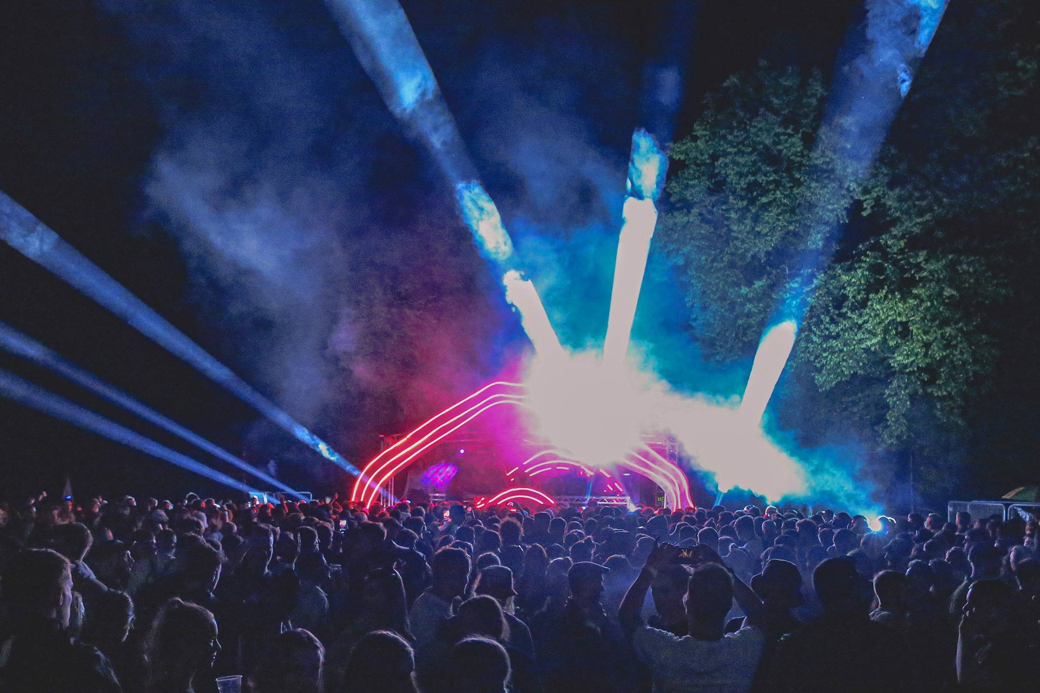 Hide&Seek present Life in Colour with an outstanding lineup for September 4th
