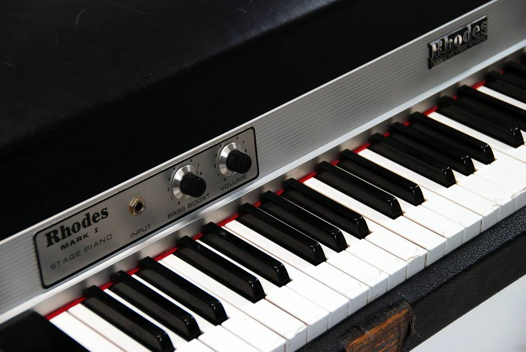 Rhodes is back with the promise of new keyboards