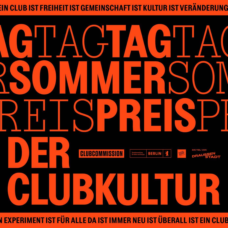 Tag Der Clubkultur is coming back