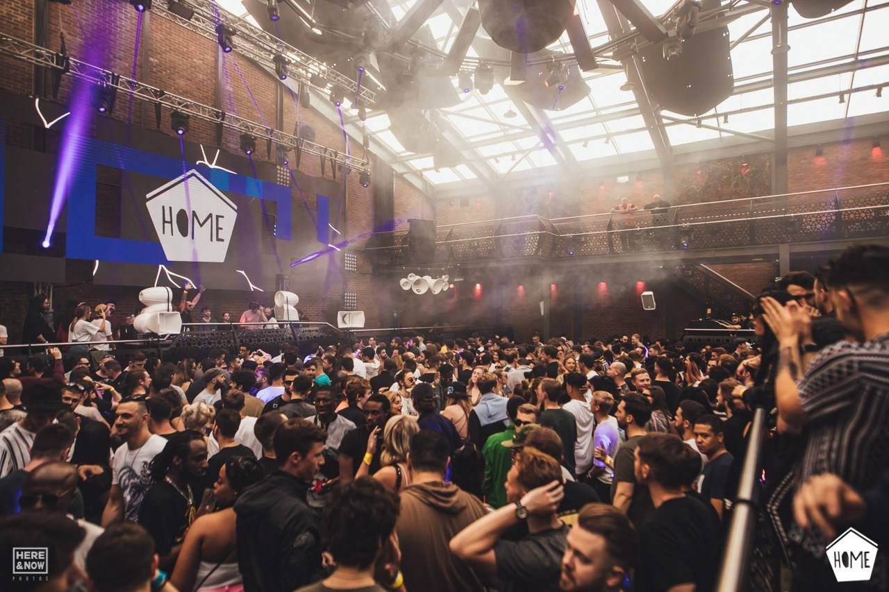 HOME At Studio 338 in London announces their major September event