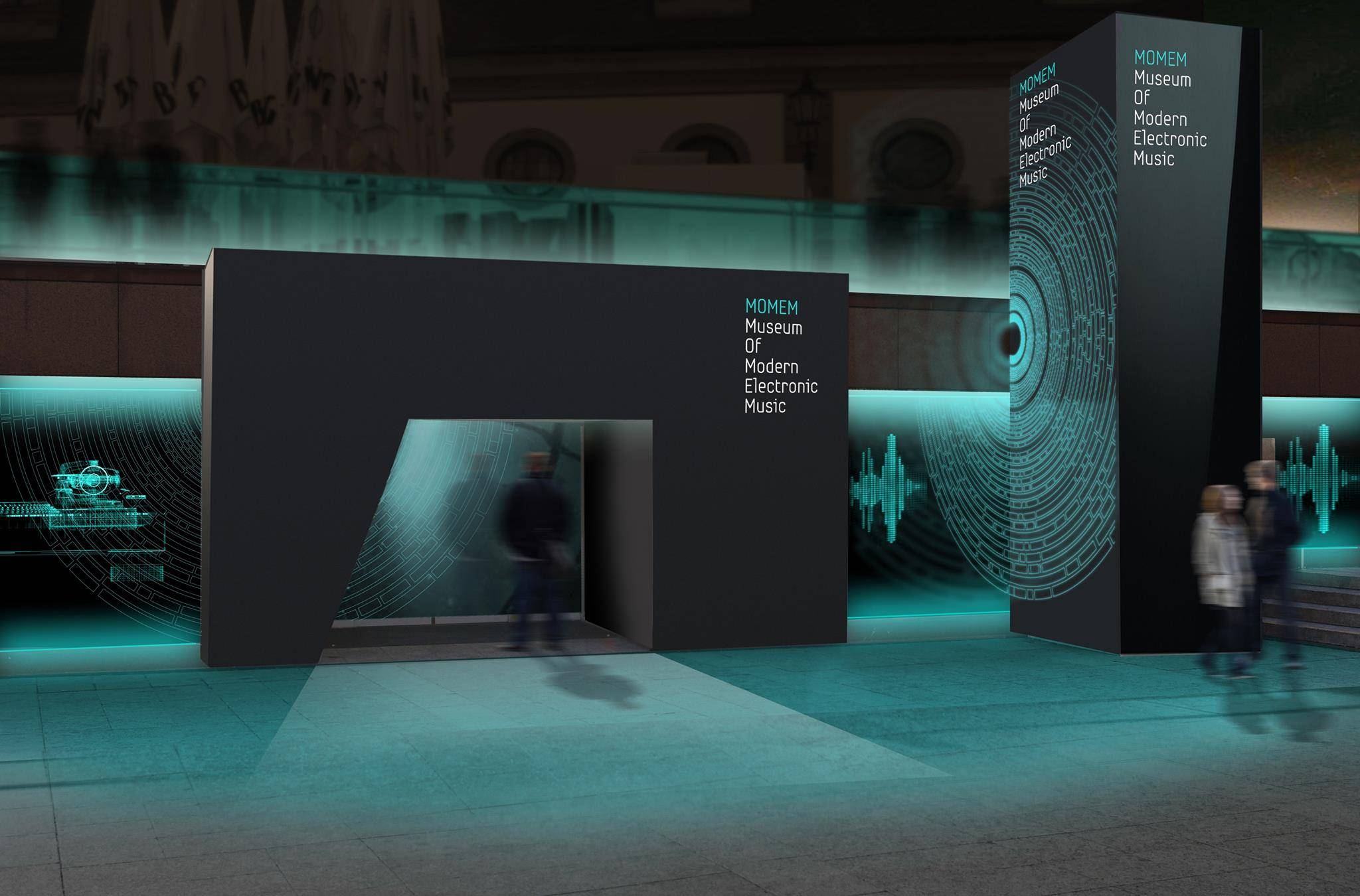 MOMEM (Museum of Modern Electronic Music) will open soon in Frankfurt