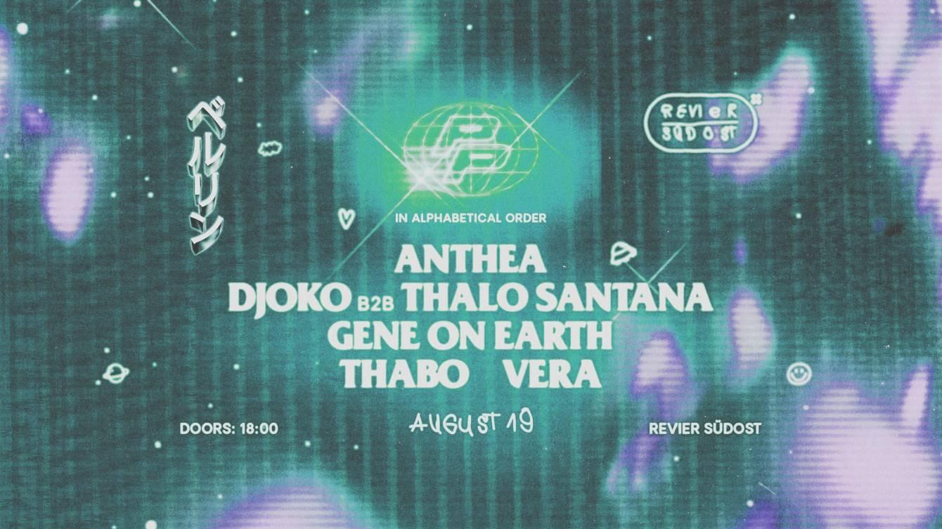 Planet Pleasure taking place this Thursday at Revier Südost