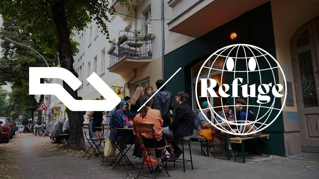 RA focuses on outset DJ seminars with Berlin radio station Refuge Worldwide