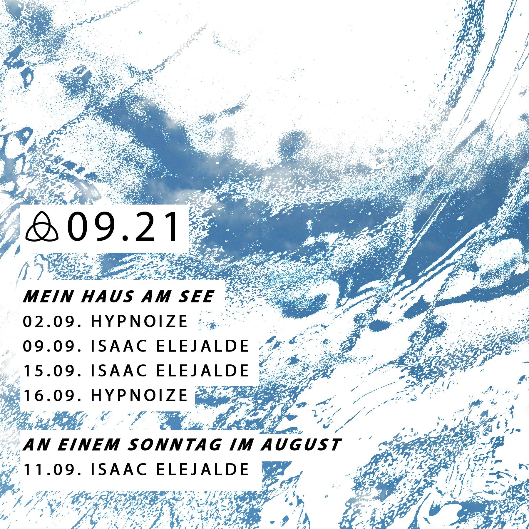 Intaresu's September gigs