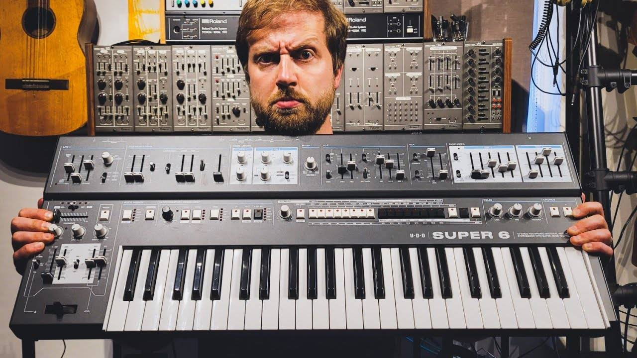 Alex Ball's YouTube channel is a gold mine of synth documentaries