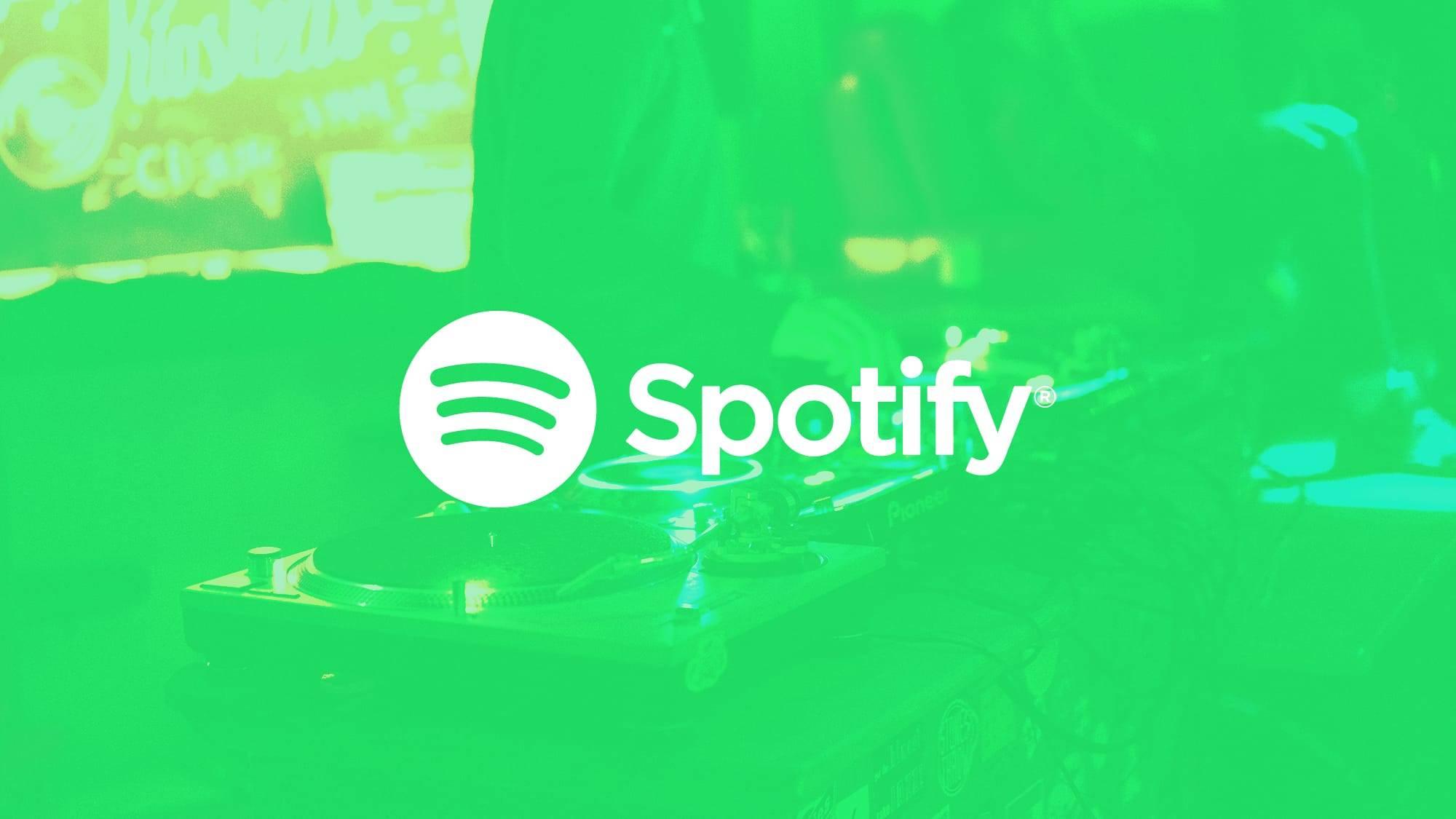 Spotify launches DJ Mixes