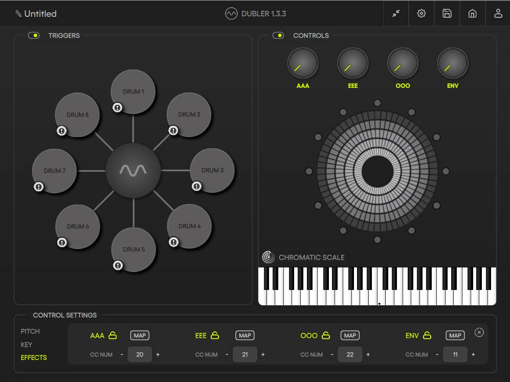 Dubler 2 can convert your voice to midi